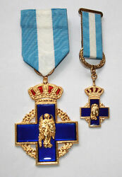 CHRISTIAN SOVEREIGN ORDER KNIGHTS OF ST. MICHAEL SET 2 ITEMS $80.00