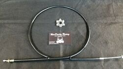 Macdaddy Racing Yamaha Banshee Billet Modified Shift Star With Clutch Cable