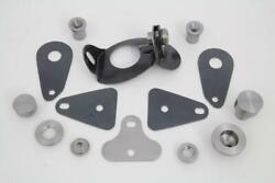 Weld-on Gas Tank Repair / Fuel Tank Mount Kit For Harley 45 And Sevi Car 1941+