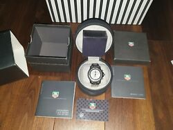 Tag Heuer F1 Limited Edition West Mercedes Mclaren 1998 Only 3999 Made Worldwide