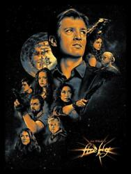 Firefly By Tracie Ching Screen Print Poster Art Ltd Edition Mint Mondo