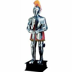 Medieval Warrior Charles V Fully Wearable Spanish Full Suit Of Armor Replica Ii