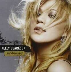 Free Us Ship. On Any 3+ Cds Usedvery Good Cd Clarkson Kelly Breakway