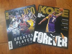 Slam Magazine Presents Kobe Forever Special Collector's Issue + Top 100 Greatest