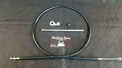 Macdaddy Racing Yamaha Banshee Shift Detent + Clutch Rod + Ball And Clutch Cable