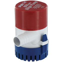 Rule 20r Submersible Bilge Pump 800 Gph Non-automatic Round 12v 3/4in Outlet