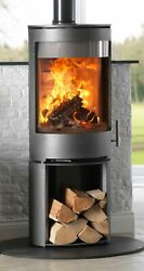 Lifestyle Fireplaces By Design - Purevisionandshyandtrade Pvr Cylinder Multi-fuel Stove