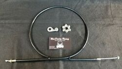 Macdaddy Racing Yamaha Banshee Billet Shift Detent +shift Star With Clutch Cable