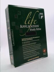 Life Application Study Bible Nlt By Tyndale House