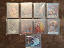 KOBE BRYANT 1996 ROOKIES CHROME SILVERS 11 NUMBERED SP HUGE LOT CHARITY🙏