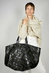 Most Sought After ** CELINE ** MADE IN TOTE SHOPPER LEATHER PATCHWORK BAG (NWT) $2,700.00