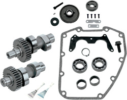 S And S Cycle Gear Drive Camshaft Kit 330-0100 Fits 1999-06 Harley Twin Cam