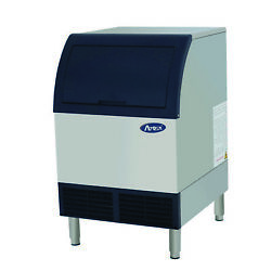 Atosa Commercial Ice Maker Machine Yr280-ap-161ice-making Capacity 283 Lbs/24hr