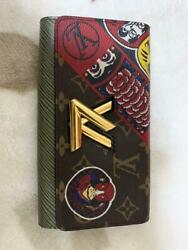 Louis Vuitton Limited In Japan Wallet Daruma Doll From Japan Free Shipping