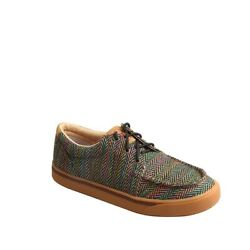 Twisted X Menand039s Hooey Multi Pattern Lopers Mhyc016