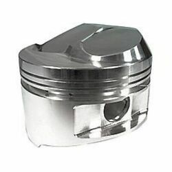 Je Pistons 182024 350/400 Small Block Dome Top Pistons Forged 4.125 Inch Bore