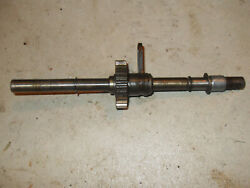 Puch Sears Allstate Ds60 Compact Scooter - Start Pedal Shaft - Kick Shaft