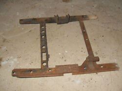 Puch Sears Allstate Ds60 Compact Scooter - Floor Board Mounting Bracket