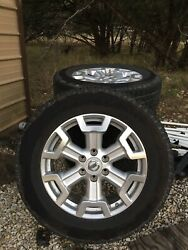 Goodyear Tires-4wheels/rims-4 And Lund Nerf Bars-2 1 Yr Old Good Condition