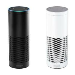 Echo - 1st Generation - Smart Assistant Home Music Speaker With Alexa