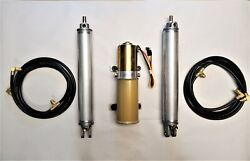 New 1957-1959 Desoto Plymouth Chrysler Dodge Convertible Pump Hoses Cylinders
