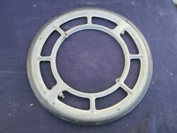 Rare 2 Section Emergency Spare Tire Ford Maxwell Franklin Automobiles