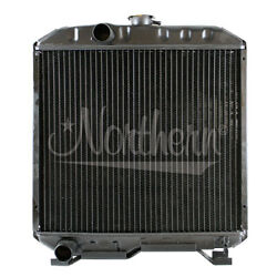 219927 Radiator Fits Ford/new Holland Tractor Models 1510 1710