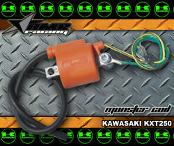 High Performance Ignition Coil For Kawasaki Kxt250 All Years