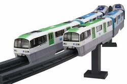 Fujimi Tokyo Monorail 2000 Series New Color 6-cars Display Model 1/150 Scale Kit