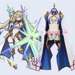 Bradamante FGO Cosplay Costume FateGrand Order Bradamante Stage 3 Cosplay Costu