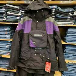 Original The North Face Steep Tech Apogee Jacket in Deep Purple AE20-50G