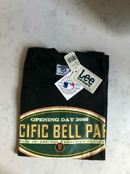 Sf Giants Rare, Never Worn Pac Bell Opening Day 2000 T Shirt Extra Large
