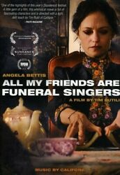 Califone All My Friends Are Funeral Singers New Dvd