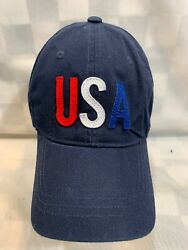 USA United States of American Old Navy Adjustable Adult Baseball Ball Cap Hat