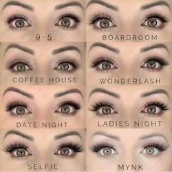 Tori Belle Magnetic Liner And Lashes Any Style With Anchors Included New
