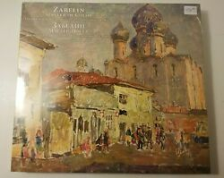 Sealed Master Of Color Life And Works Of Zabelin - Archivos Alba Hardcover