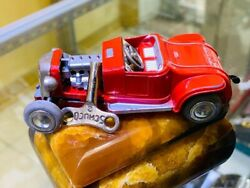 Schuco Micro Racer Nr. 1036 - Ford 1932 Custom Roadster Hot Rod Toy Car