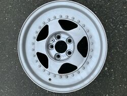 1 X Ultra Rare Oz Racing 16 Fittipaldi Made In Italy 3 Pc Wheel 5x112mm Et20