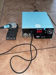Weller Repair System Wrs 1002 Complete, With Lot Of New Attachments And Parts