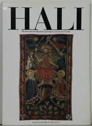 Hali. International Magazine Of Antique Carpets And Textiles - 1986 Issue 29. H