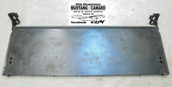 1965-1970 Mustang Fastback Rear Seat Fold Down With Hinges