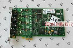Analog-4pcie 50-0425-01 Diva Analog-4pc Used And Test With Warranty Free Dhl/ems