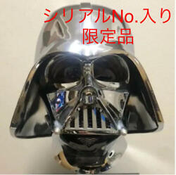 Darth Vader Star Wars World Limited Rare Real Size Helmet 1/1 Scale Genuine F/s