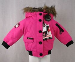 Canada Weather Gear Girls Full-zip Winter Jacket - Multiple Colors Available