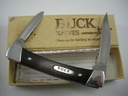 Vintage Pre Date Code Buck 709 Yearling Knife With Box Never Used