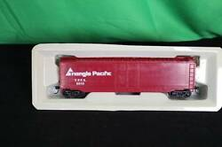 Vintage Bachmann Ho Gauge Triangle Pacific Boxcar 5510 Collectible Model Train