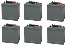 Replacement Battery For Star Ev Star 36-2h 36 Volts 6 Pack 6v