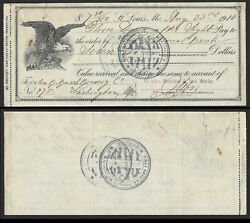 First National Bank==st. Louis Mo==jb Buch Brewing Co==1910