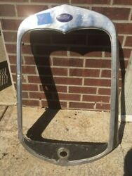 1930 Ford Model A Stainless Grill Shell Hot Rat Rod Speedster Jalopy 1931 X2