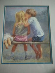Lithograph Signed Lucelle Raad
